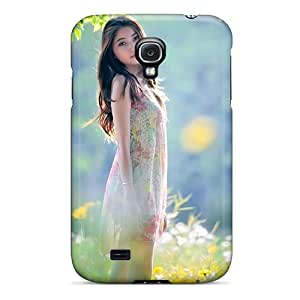 Brand New S4 Defender Case For Galaxy (girl Nature)