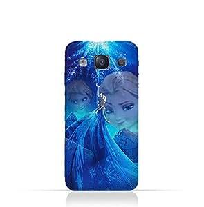 Samsung Galaxy S3 TPU Protective Silicone Case with Frozen Elsa Design