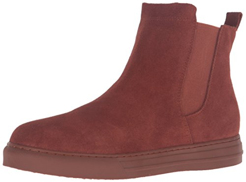 Dirty Laundry by Chinese Laundry Women's Fabina Boot, Rust Suede, 8 M US