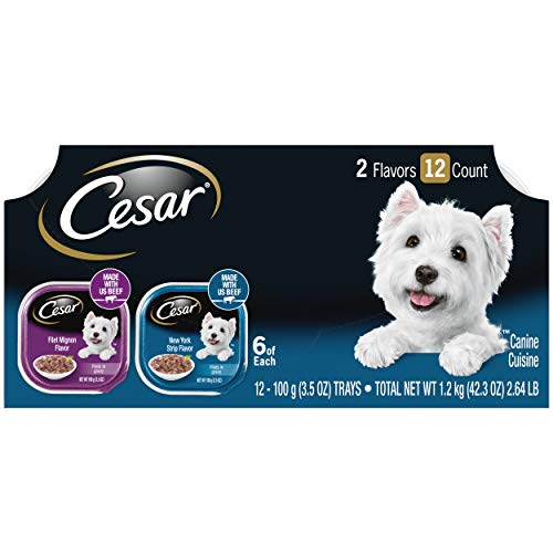 CESAR-Gourmet-Wet-Dog-Food-Pack-of-12-Trays