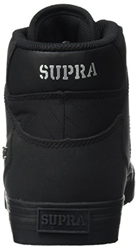 Supra - Mens Vaider Hightop Shoes Black Black clearance best store to get shop offer cheap price 3BRrb