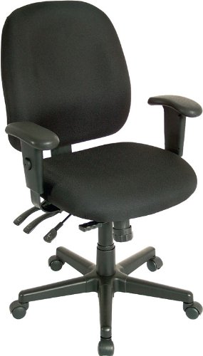 ti-function Office Task Chair With Seat Slider (Eurotech Multifunction Task Chairs)