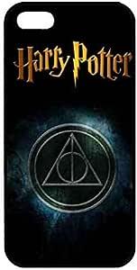 iPhone 5 (S) Harry Potter clásica funda móvil, el logotipo