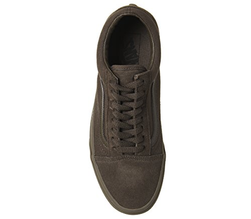 U Earth Skool Dark Vans Gum Adulto Old Unisex Zapatillas 7STnF4qw