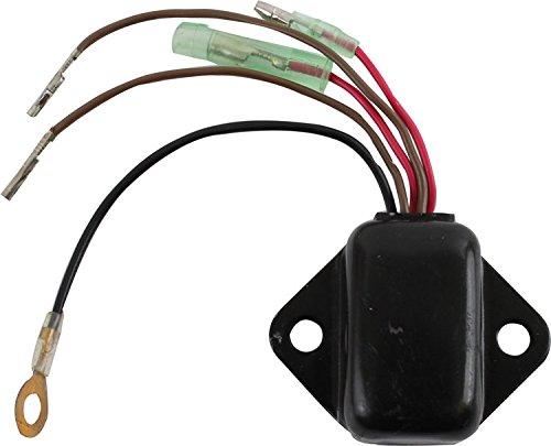 DB Electrical AKI6040 New Regulator Rectifier for Kawasaki JS550 550 SX 92 93 94 95 1992 1993 1994 1995 21066-3710