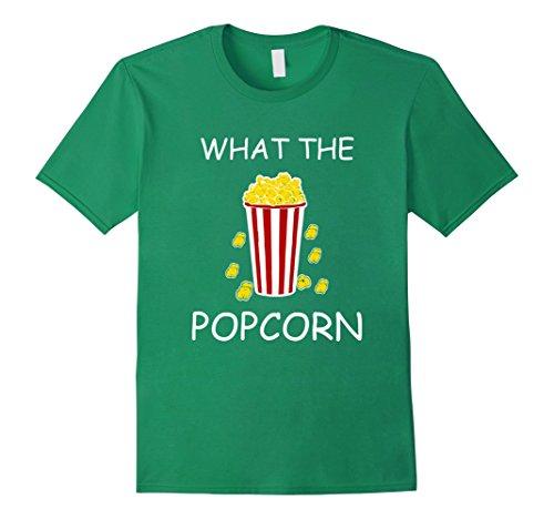 Mens The Popcorn T Shirt Large Kelly Green