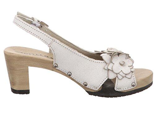 SoftcloxS339201 Plataforma SoftcloxS339201 white Plataforma hazelnut Mujer 58qE1wq