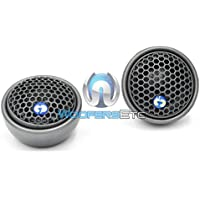CDT Audio TW-22T Titanium Dome Surface Tweeters