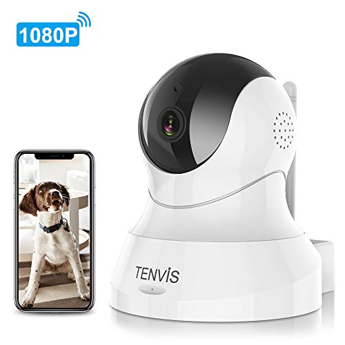Dog Camera TENVIS 1080P