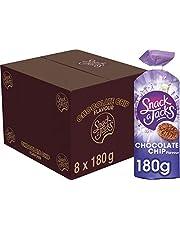 Snack A Jacks Rijstwafel Chocolate Chip, Doos 8 stuks x 180 g
