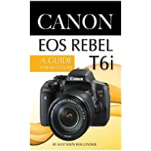 canon eos rebel t6i for dummies pdf free