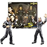 "MATT & JEFF HARDY ""WWE SHOP EXCLUSIVE"" JAKKS ACTION FIGURE 2 PACK"