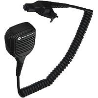 Motorola Original OEM PMMN4051 PMMN4051B Windporting Remote Speaker Microphone with 3.5mm Audio Jack, IP55 Water Resistant, Intrinsic Safety Standard FM