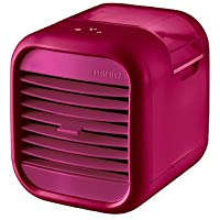 HoMedics MyChill Personal Space Cooler in Cranberry
