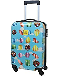 Candy Crush Cabin Bag All Over Print Small, Multi-Colored, One Size