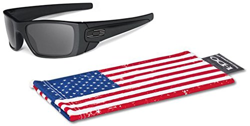01834e003b ... clearance oakley mens fuel cell sunglasses military standard issue  matte black eedce b7537