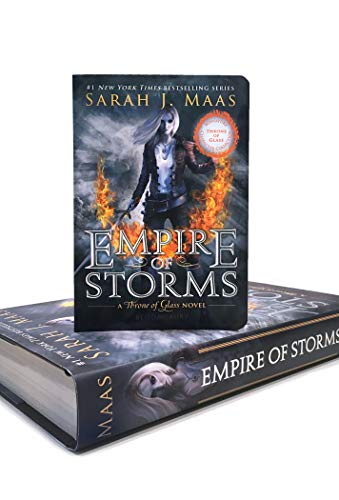 Empire of Storms (Miniature Character Collection): 5 (Throne of Glass)