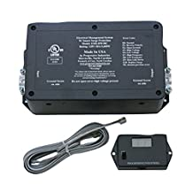 Progressive Industries HW30C 30 Amp Hardwired Electrical Management System with Remote Display