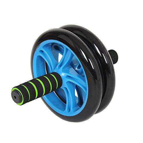 ZLJ Abdominal-Kreis um elastische Rad Push Ups ABS Training riesige Runde Fitness Trainingsgerät