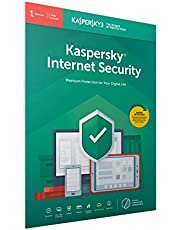 Kaspersky Internet Security 2020 | 1 Device | 1 Year | Antivirus and Secure VPN Included | PC/Mac/Android | Activation Code by Post|1 Device 1 Year|1|1 Year|PC|Download