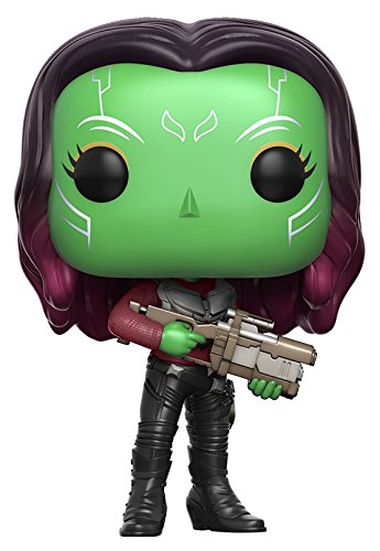Funko - Gamora figura de vinilo, coleccion de POP, seria Guardians of the Galaxy 2 (12789)