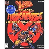 X-Men: The Ravages of the Apocalypse (a Quake Total Conversion) by WizardWorks