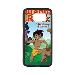 Jungle Book Samsung Galaxy S6 Cell Phone Case White BN6742428