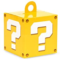Super Mario Party Supplies - Empty Favor Boxes (4)