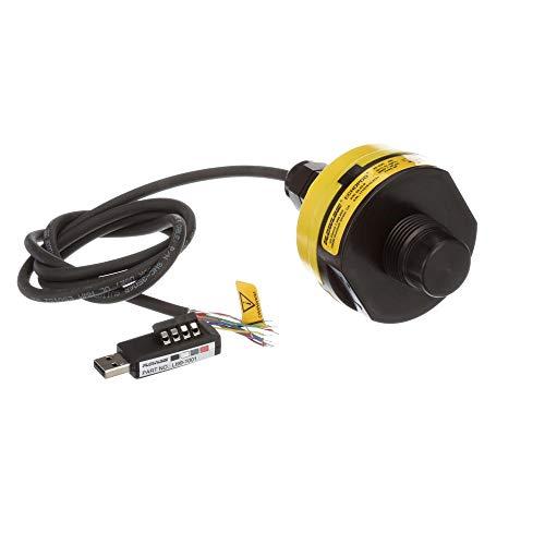 Sensor; Ultrasonic Level Transmitter 4-20ma; Switch; 98.4 in; w/USB Fob; EchoPod ()