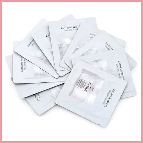 [Sample size] OHUI EXTREME WHITE SLEEPING MASK 20EA [Sample][TTBEAUTY]