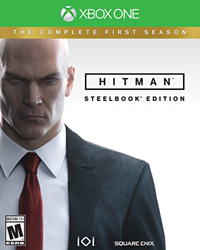 Hitman: The Complete First Season - Xbox One (Marketplace Live Xbox)