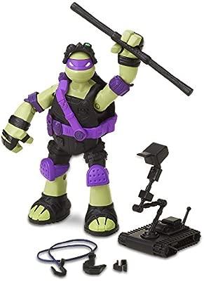 Giochi Preziosi - Figura de acción Donatello, Tortugas Ninja ...