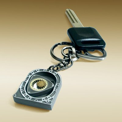 4agegarage/® Rotary Engine Metal Key Chain 4agegarage® 4agegaragea8391