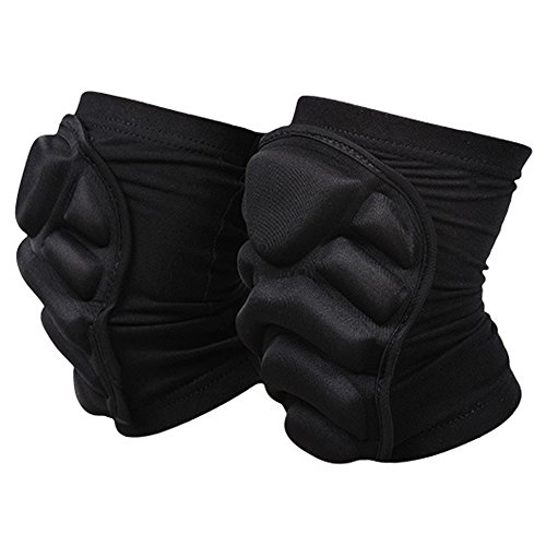 50 Mens In Line Skates (SULAITE PROTECTIVE PADS KNEE PADS FOR SKATING , Skateboard ,riding ,dance (L))