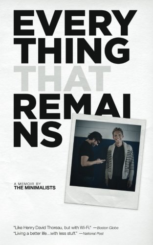 Everything That Remains: A Memoir by The Minimalists (Stores Brandon Furniture)