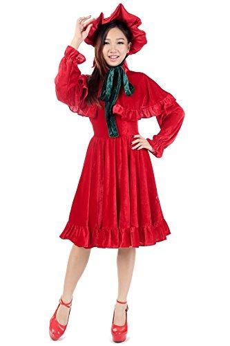 Rozen Maiden Shinku Costume (De-Cos Rozen Maiden