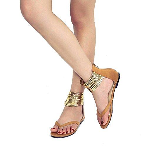 Slipper Sandal Flops Gladiator Flip Women Lolittas qtZBwXBpF