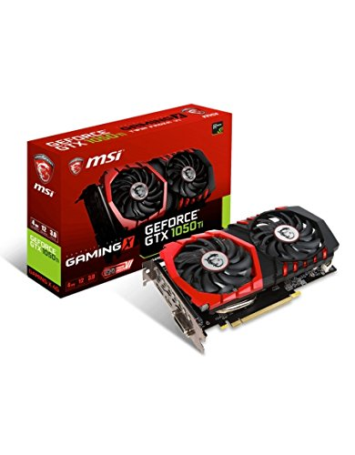 MSI GeForce GTX 1050 Ti GAMING X 4G su Amazon