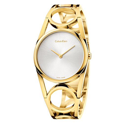 Calvin Klein Round Women's Quartz Watch K5U2M546