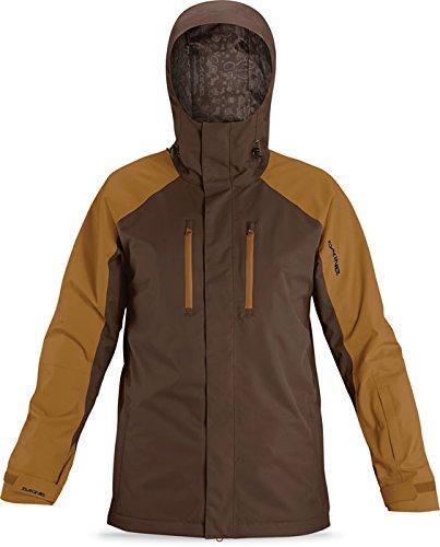 Dakine Men's Canyon Shell Jacket, Carafe/Bronze, Large