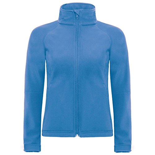 amp; Softshell femmes Azur Capuche B À C Collection fOWHHTdg