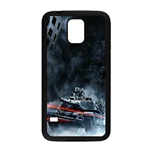 Diy Phone Cover Battlefield for Samsung Galaxy S5 WER319716