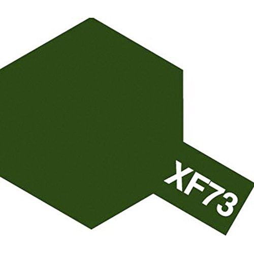 TAMXF73 81773 Acrylic Mini XF73 Green JGSDF 1/3 oz