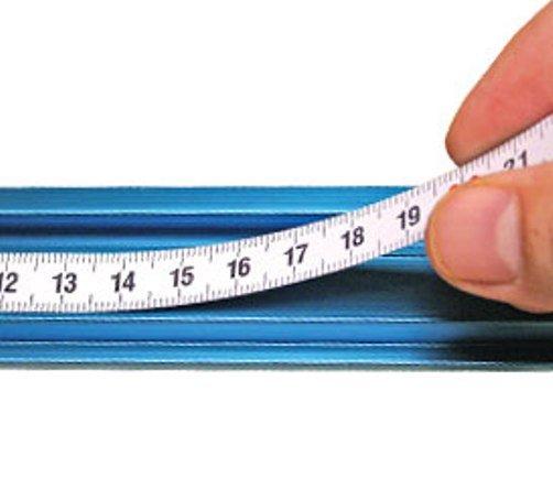 Kreg KMS7729 3.5 Meter Self Adhesive Measuring Tape (L to R)