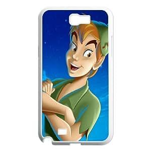 JenneySt Phone CaseA novelist Peter Pan Design For Samsung Galaxy Note 2 Case -CASE-10