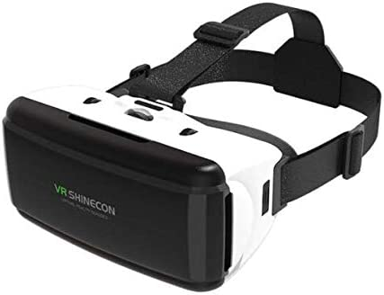 VR Headset 3D Gafas de Realidad Virtual Gafas Gafas Stereo VR ...