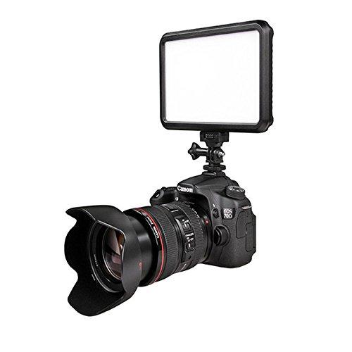 Ultrafina tecnología fotográfica para cámaras réflex digitales Canon Nikon Sony Matsushita proporcionar luz...