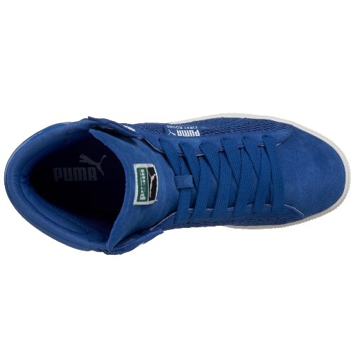 free shipping cheap real supply cheap online Puma -First Round Mesh Mens Sneakers Strong Blue/Strong Blue BzDHVF