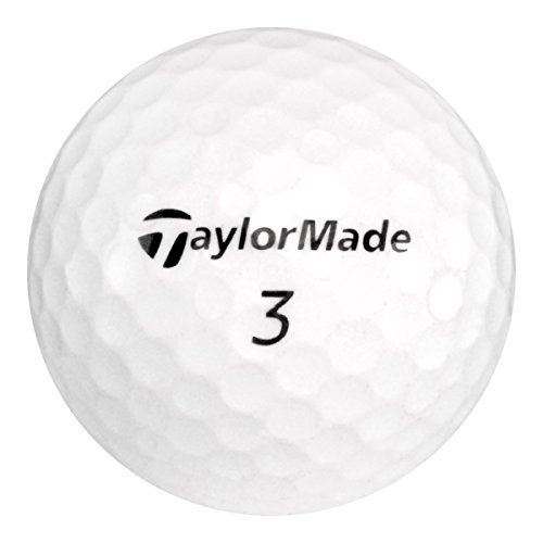 Taylormade Pre Owned - TaylorMade 50 Mix - Mint (AAAAA) Grade - Recycled (Used) Golf Balls