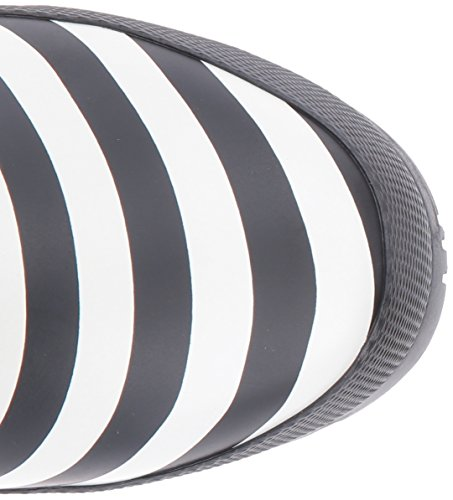 Welly Print - Black Stripe